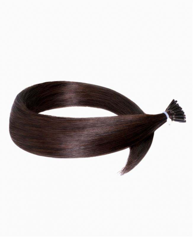 Micro Ring Remy Human Hair Extension - Straight - Excellence - Color 2