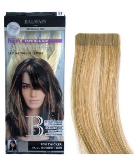 Extension adhésive Easy volume Balmain 40 cm - Extension Bande adhésive - Sand