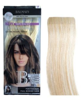 Extension adhésive Easy volume Balmain 40 cm - Extension Bande - L10