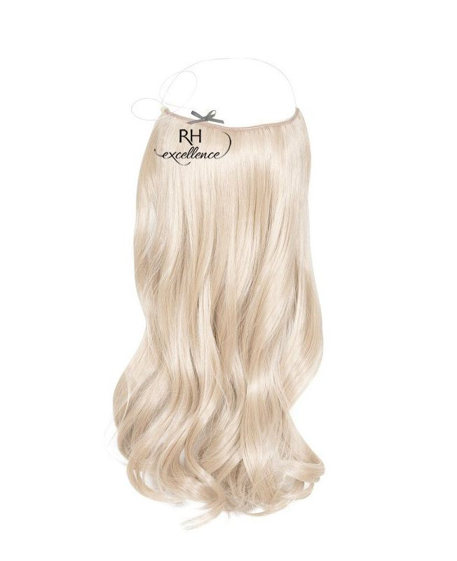 """Flip in Hair Extensions 18"""" (Set of 120 gr) Straight - Synthetic Fiber - Color 22"""