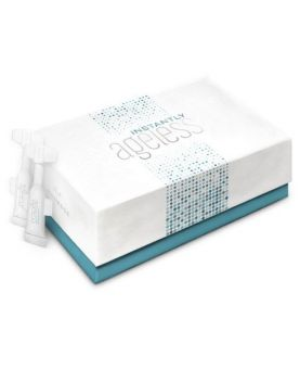 Instantly AGELESS - Soin jeunesse - Crème anti-ride - lot de 25 Flacons
