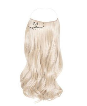 Extension cheveux à enfiler Easy Fit - Blond très très clair N°60 - Fibre professionnelle