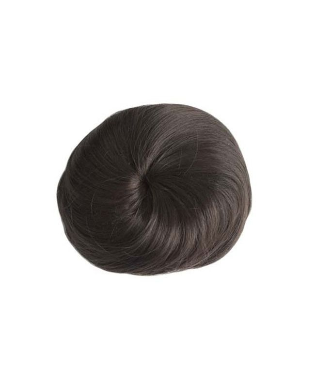 Chic synthetic round Hair Bun - Color 2
