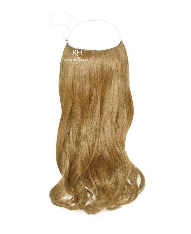 """Flip in Hair Extensions 18"""" (Set of 120 gr) Straight - Synthetic Fiber - Color 14"""