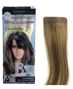 Extension Adhésive Easy Volume Balmain 40 cm - Light Ash Blonde